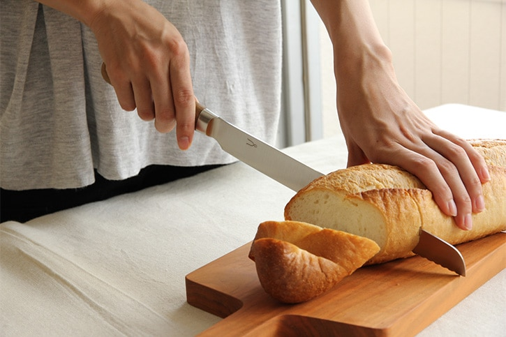 包丁 パン切り(包丁工房タダフサ)