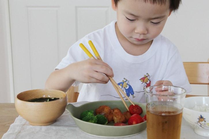 子どもがんこ箸 (ヤマチク)