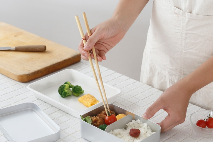 おかえりの菜箸 (ヤマチク)