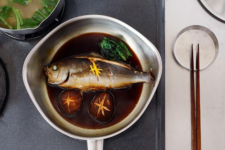 片手鍋 ステンレス・アルミ3層鋼鍋 (柳宗理) | 鍋・フライパン | cotogoto コトゴト