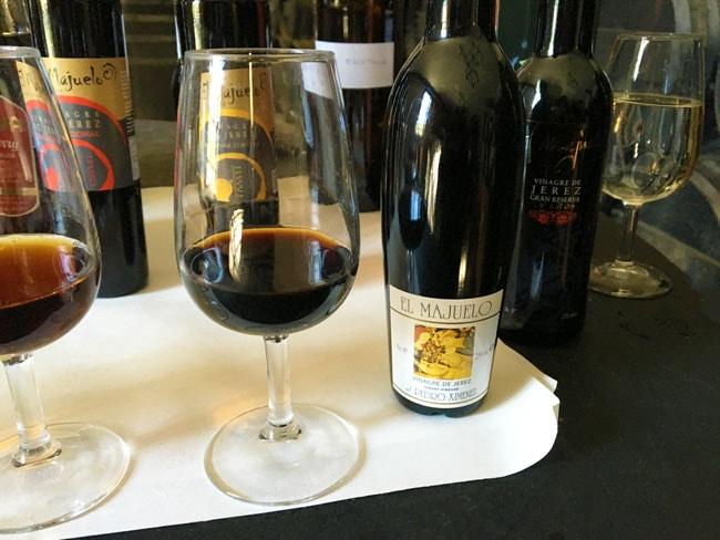 ペドロヒメネスワインビネガー