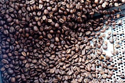 自宅でコーヒー豆を焙煎する方法