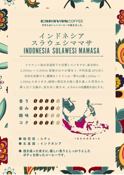 インドネシア スラウェシ ママサ