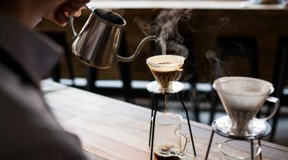 CARAVAN COFFEE STAND