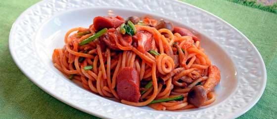 ボルカノ:太麺と相性抜群濃厚ソースセット「とっておきの太麺セット」