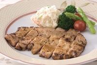 とり野菜みそ調理例2 豚肩ロースの味噌漬け