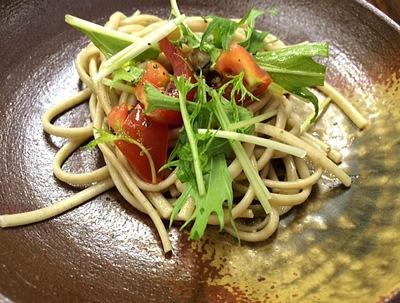 増田そば製粉所「Echi Zen Soba Pasta(越前そばパスタ)ギフトパッケージ」