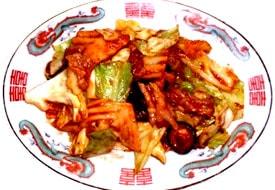 XO醤回鍋肉