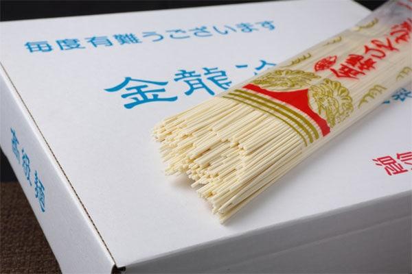 中矢製麺所 金龍ひやむぎ