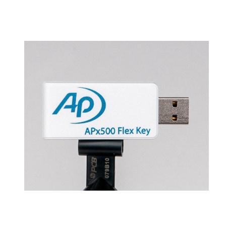 APx500 Flex オーディオアナライザ