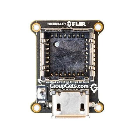 PureThermalMini FLIR Lepton Smart I/O Module