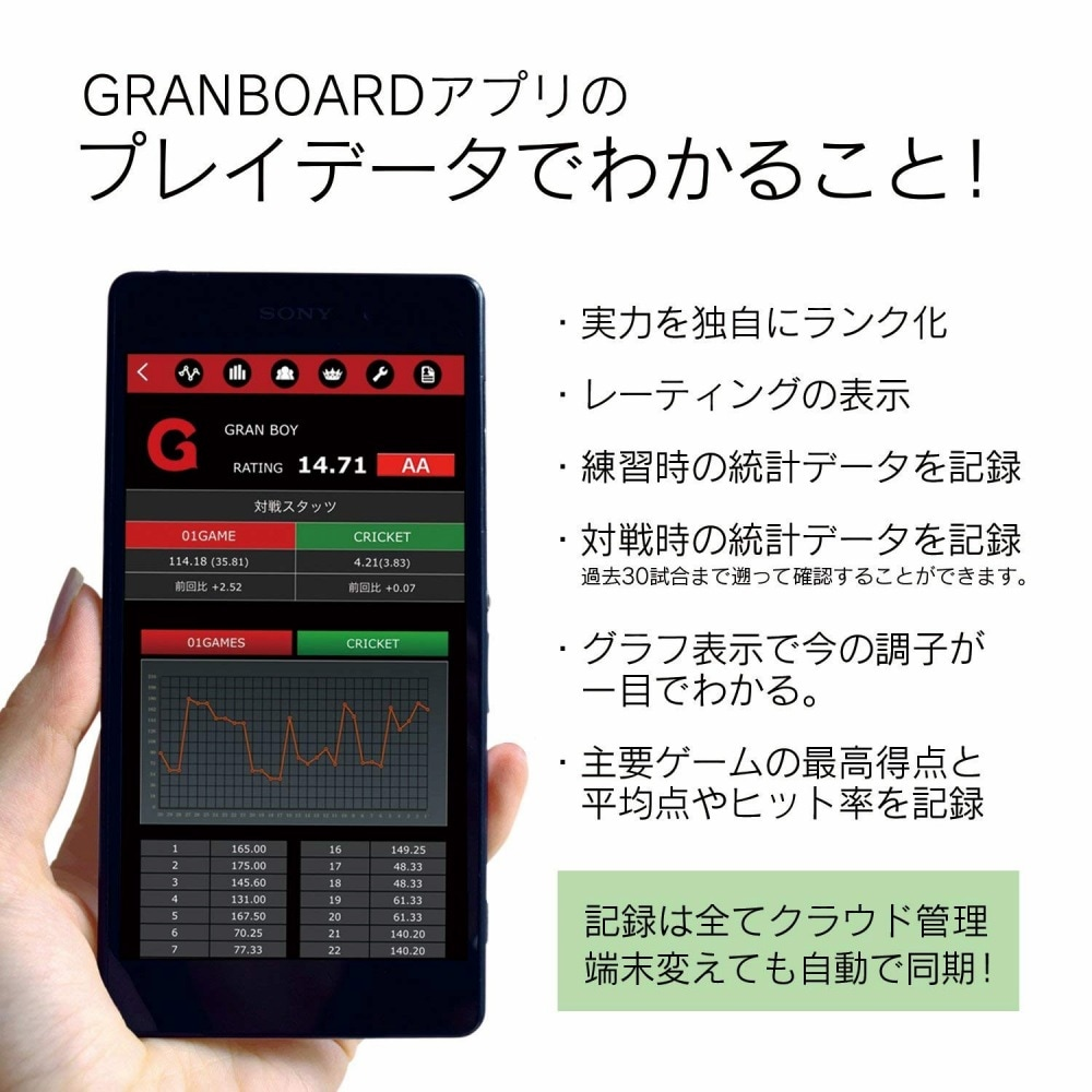 GRAN BOARD dash グランボード ダッシュ グリーン Type1商品サブ画像