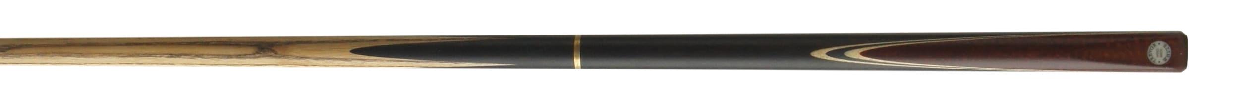【中古スヌーカーキュー】トレバー・ホワイト プロシャフト スネークウッド 3/4シャフト 商品画像