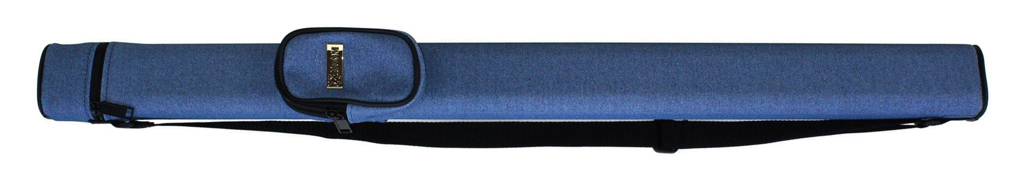 キューケース アダム om-12bj ブルージーンズ (バット1本シャフト2本収納) 商品画像