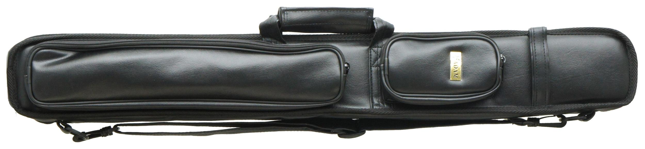 アダム キューケース ソフト sc-24bk 黒 (バット2本シャフト4本収納) 商品画像