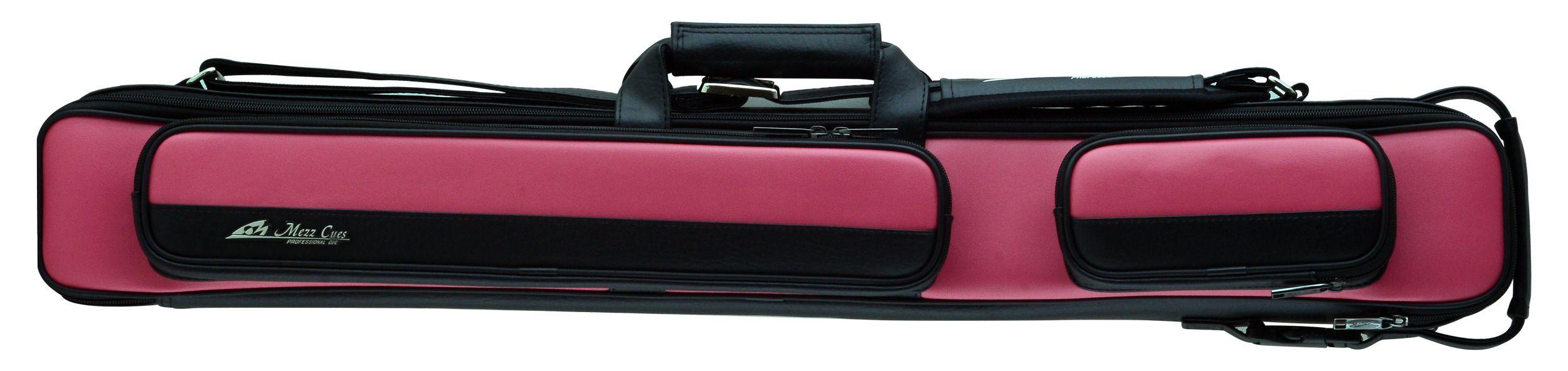 【廃盤在庫限り】 キューケース mz-24p ピンク (バット2本シャフト4本収納) 商品画像