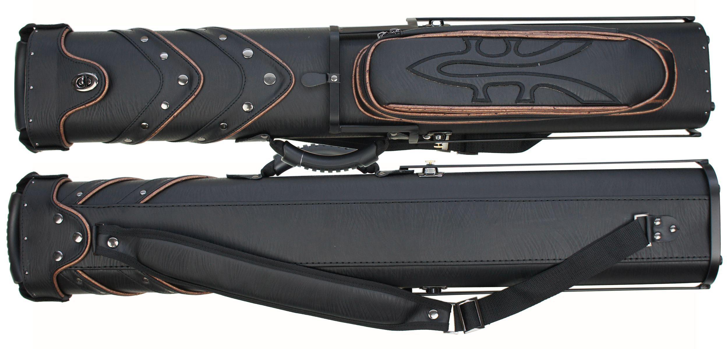 ケース ブラック 自立スタンド付 62256a (バット2本シャフト4本収納) 商品画像