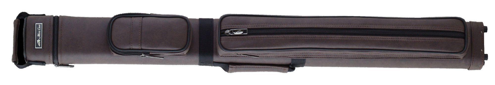キューケース mo-23t ダークブラウン (バット2本シャフト3本収納) 商品画像