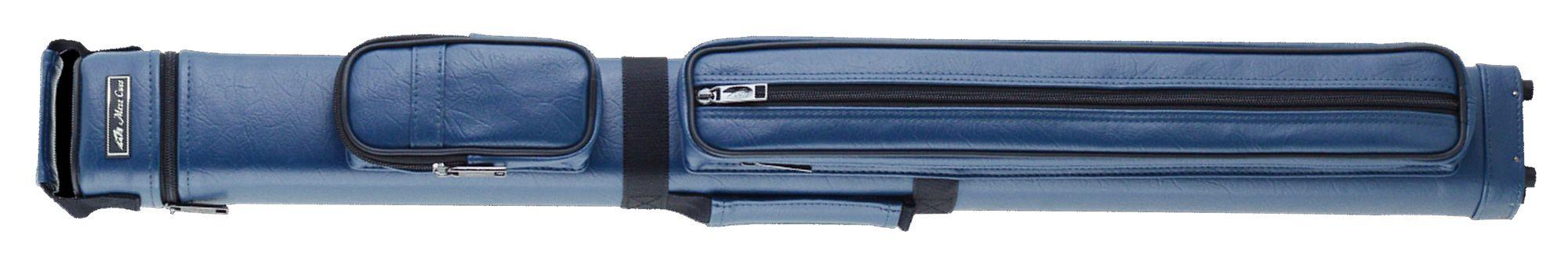 キューケース mo-23b ブルー (バット2本シャフト3本収納) 商品画像