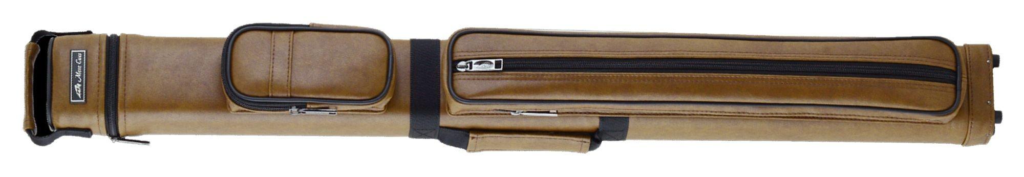 キューケース mo-23y ライトブラウン (バット2本シャフト3本収納) 商品画像