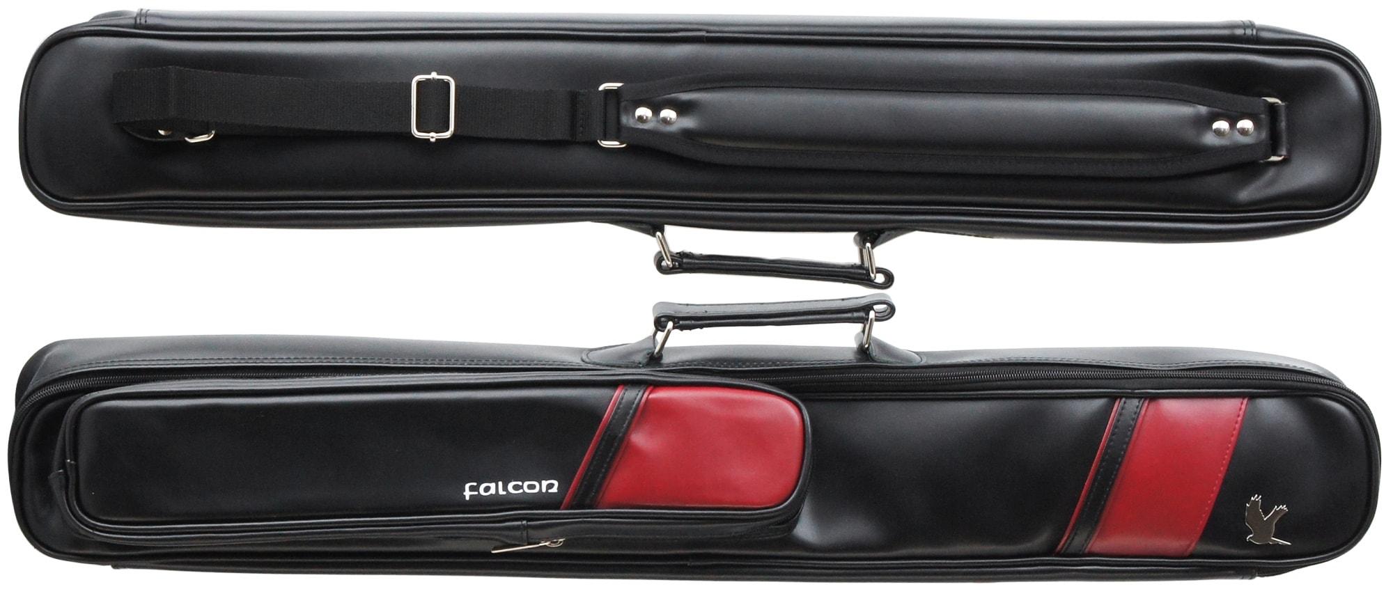 ファルコン ソフトキューケースfsc-12r レッド 2b4s 商品画像