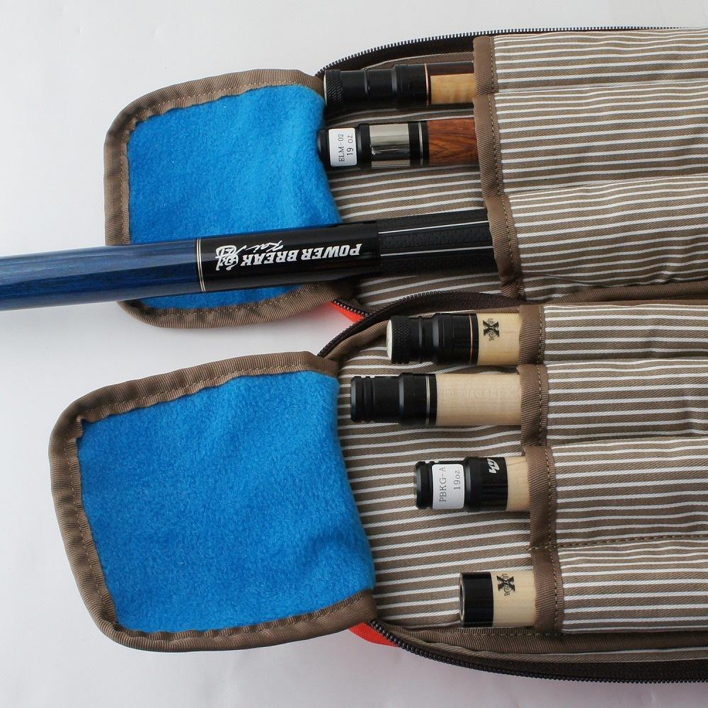 スリーセカンズ ケース ブラック 3B4S (バット3本シャフト4本収納)商品サブ画像