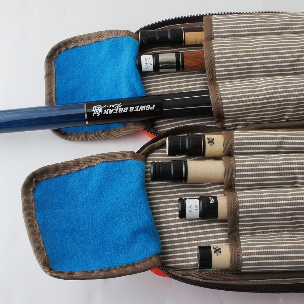 スリーセカンズ ケース ネイビー 3B4S (バット3本シャフト4本収納)商品サブ画像