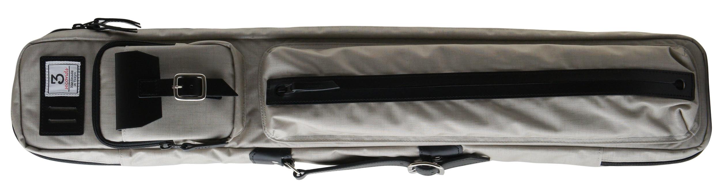 スリーセカンズ ケース グレー 3b4s (バット3本シャフト4本収納) 商品画像