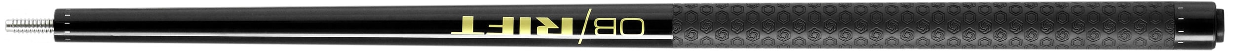 obブレイク キュー obrrb 黒 ラバーグリップ 商品画像
