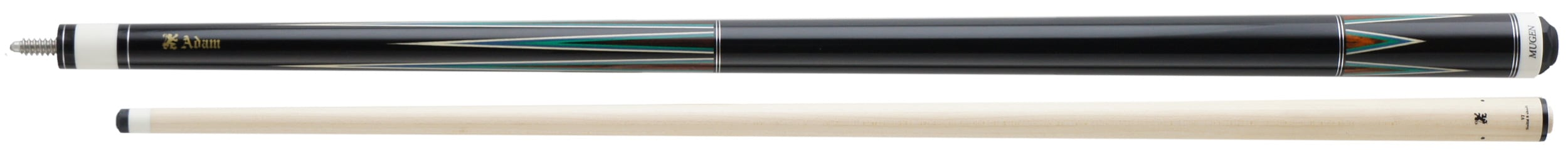 3c・キャロムキュー mugen ムゲン mgn-3 (solid 8 viシャフト装備/adam) 商品画像