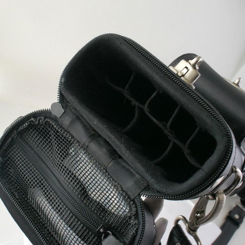 【中古】Mezzキューケース NPC-35SS 蛇柄 ダークスネイク商品サブ画像