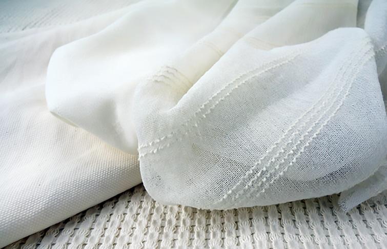 癒しごこちの和紙ファブリック-キュアテックスの和紙繊維製品