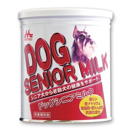森乳ドックシニアミルク280g