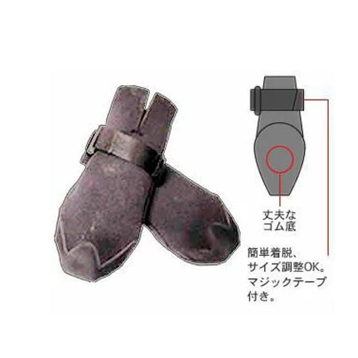 ドッグブーツ:6 ペット ペット用品 衣類 ソックス ブーツ ケア用品