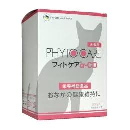 フィトケアα-CD(犬・猫用) 300g ダイエット サプリメント
