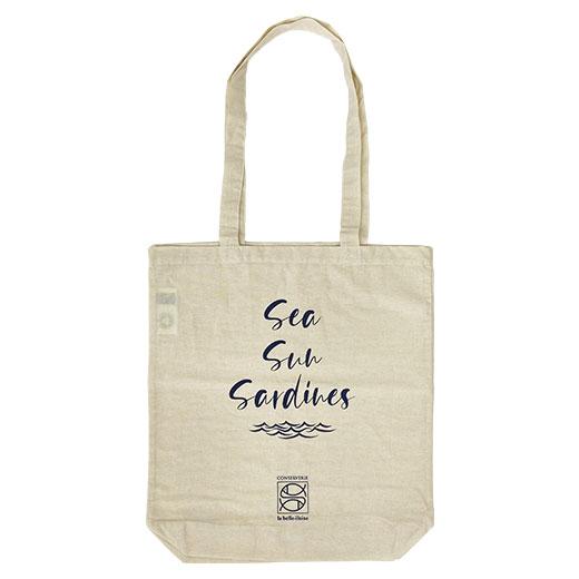 la belle-iloise( ラ・ベル・イロワーズ) エコバッグ