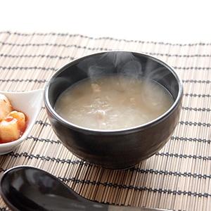 サムゲタン粥セット