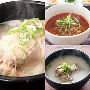 韓国の味詰合せ