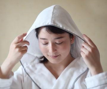 京和晒綿紗ホームウェア