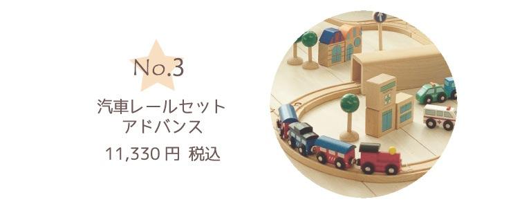 (3)汽車レールセットアドバンス