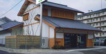 工房店(横大路車庫西)