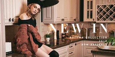 18AW NEW IN ITEN特集