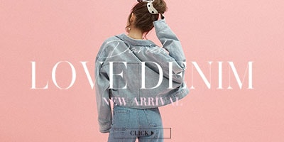18SS LOVE DENIM