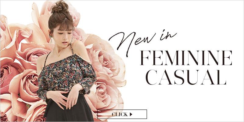 18SS FEMININE CASUAL