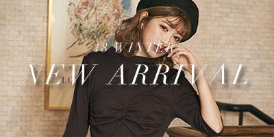 18AW 11月7日発売新作アイテム特集