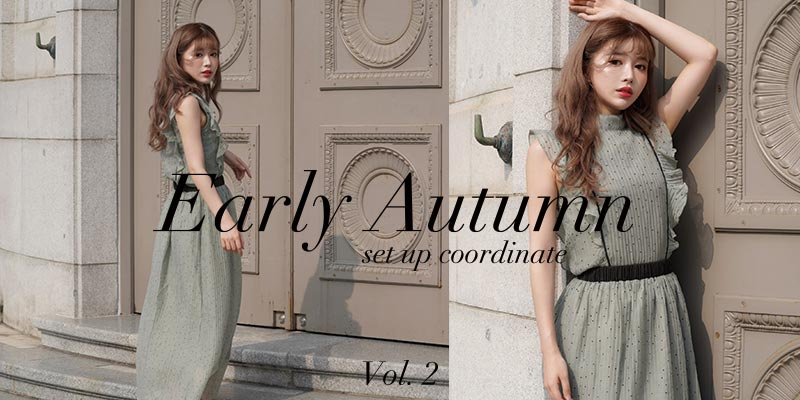 19AW EarlyAutumn(vol.2)特集バナー