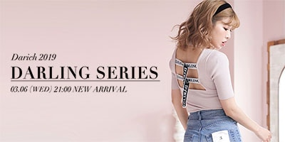 19SS DARLING SERIES 特集