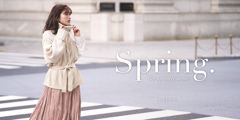 20SS Spring新作特集