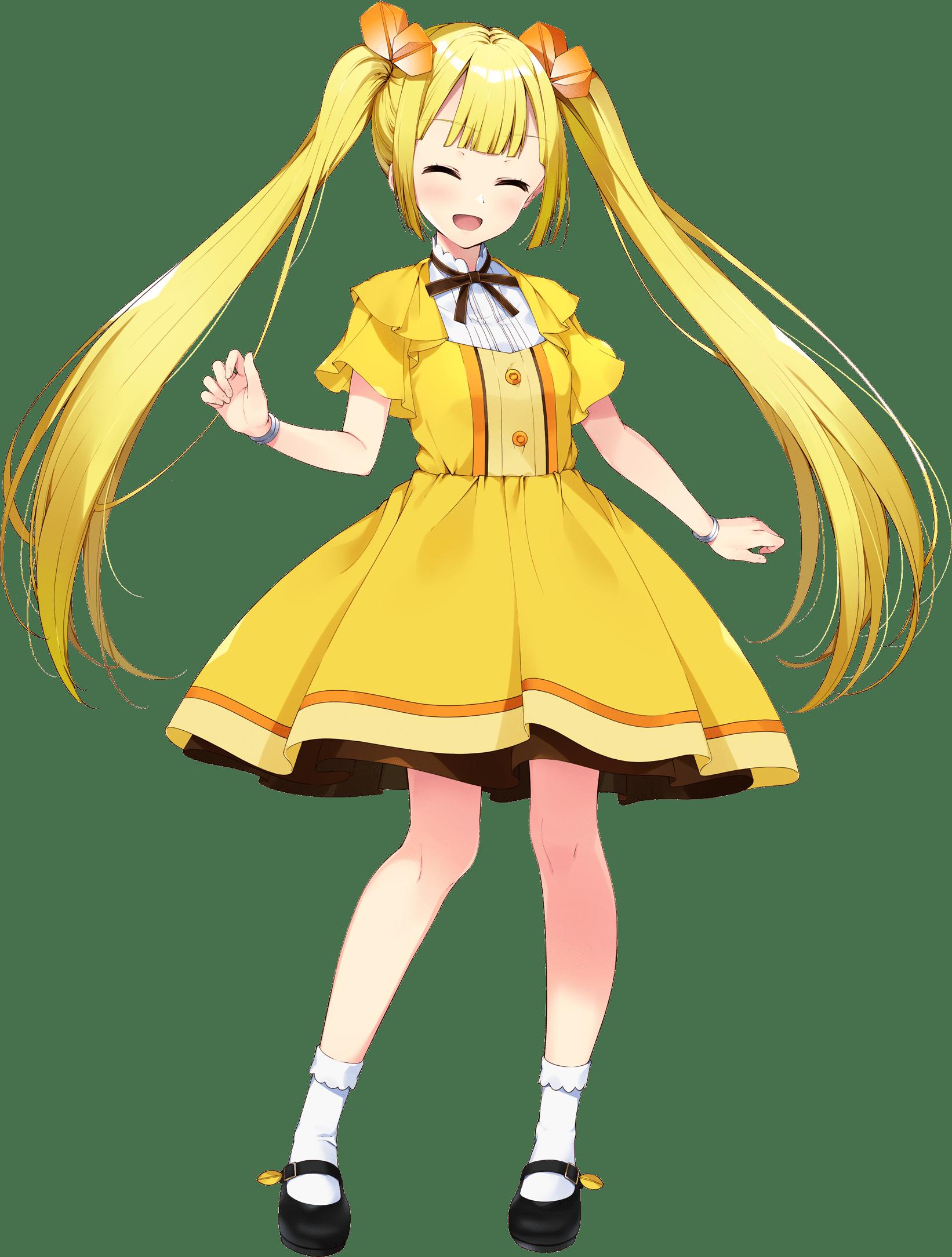 羽生ティア キャラクター画像