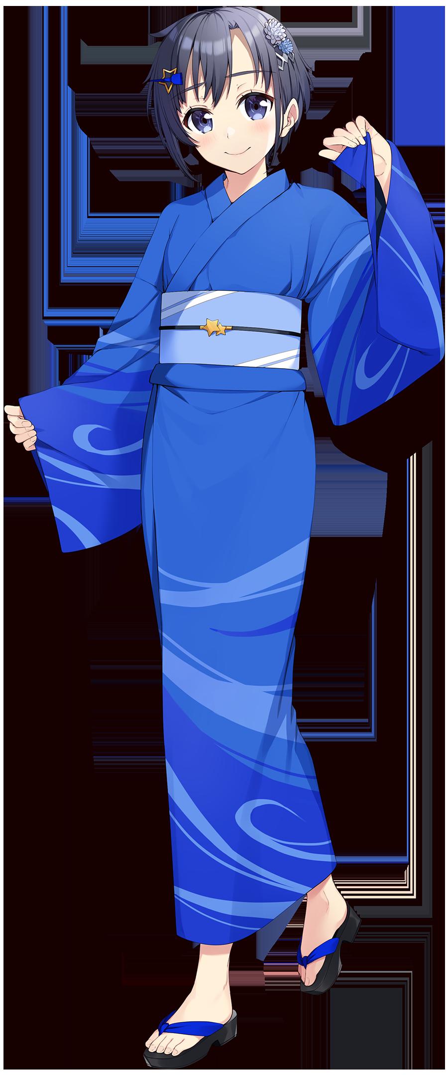 矢野さき キャラクター画像